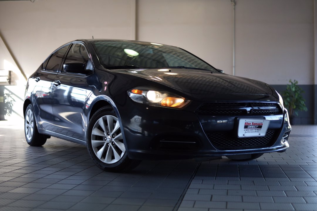 Certified Pre-Owned 2014 Dodge Dart SXT
