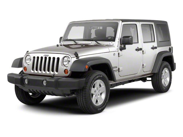Certified Pre-Owned 2012 Jeep Wrangler Unlimited Sahara