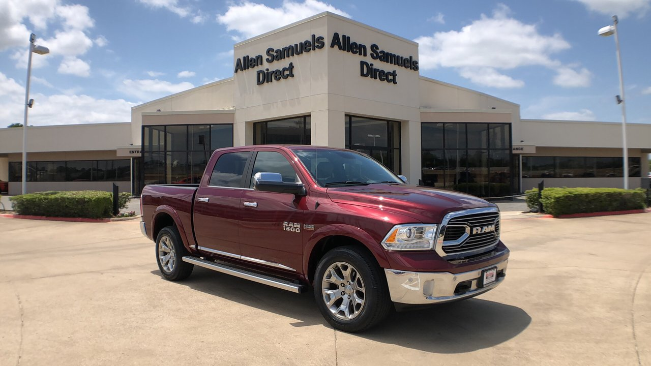 Certified Pre-Owned 2016 Ram 1500 Longhorn Limited