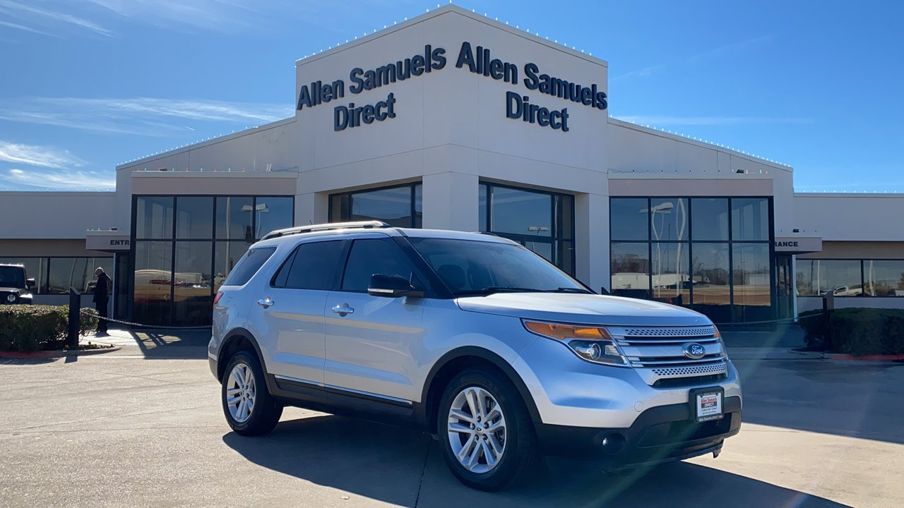 Allen Samuels Direct >> Pre-Owned 2013 Ford Explorer XLT Sport Utility in Euless # ...