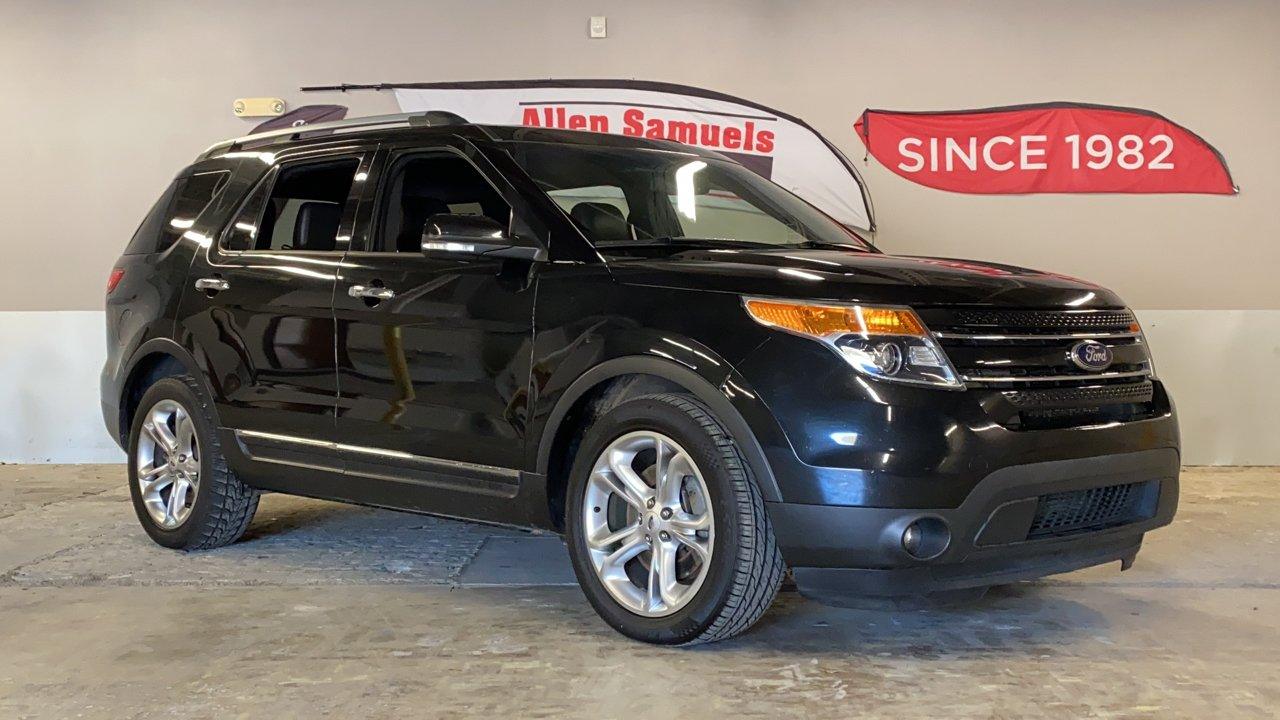 Certified Pre-Owned 2014 Ford Explorer Limited