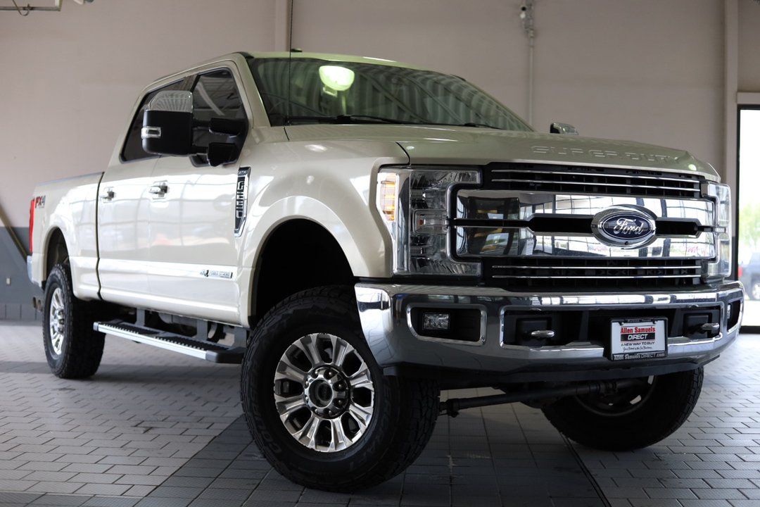 Certified Pre-Owned 2017 Ford Super Duty F-250 SRW Lariat