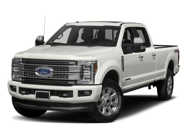 Certified Pre-Owned 2017 Ford Super Duty F-350 SRW Platinum