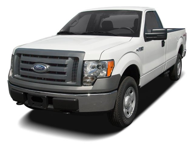 Pre-Owned 2009 Ford F-150 2WD Reg Cab 126 XL