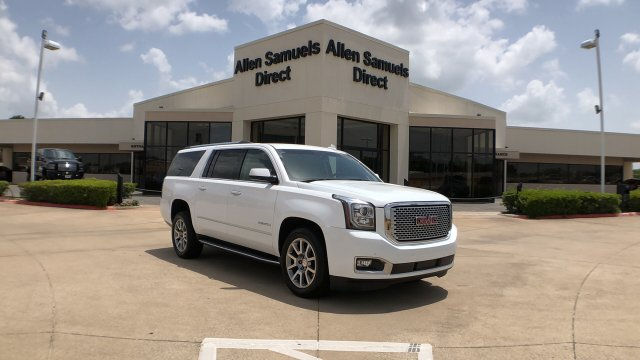Certified Pre-Owned 2017 GMC Yukon XL Denali