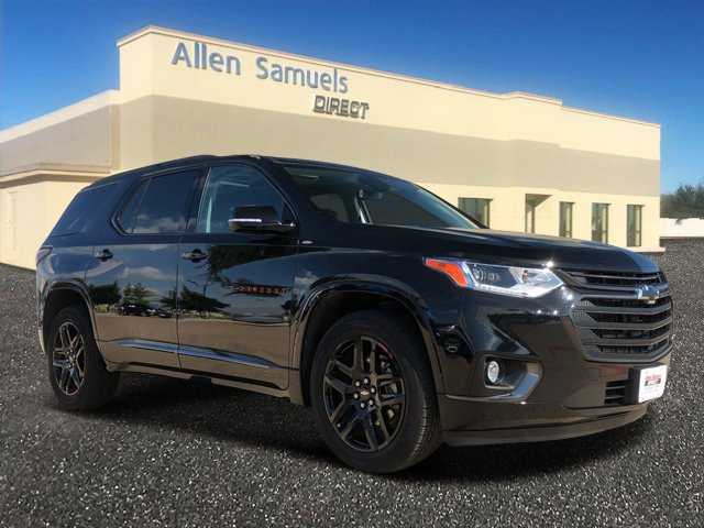 Certified Pre-Owned 2019 Chevrolet Traverse Premier