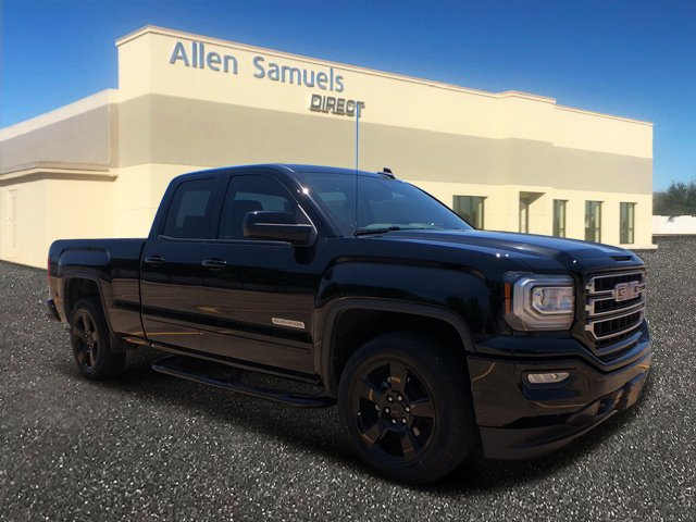 Certified Pre-Owned 2018 GMC Sierra 1500 2WD Double Cab 143.5