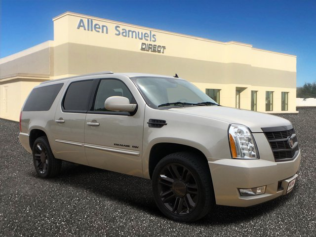 Certified Pre-Owned 2014 Cadillac Escalade ESV Platinum