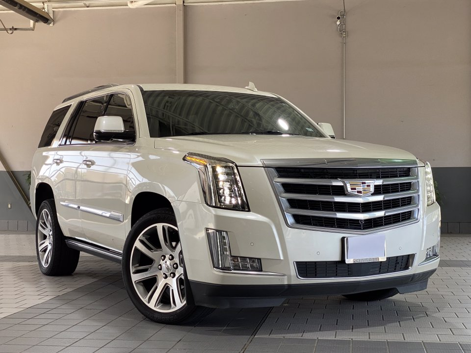 Certified Pre-Owned 2015 Cadillac Escalade Premium