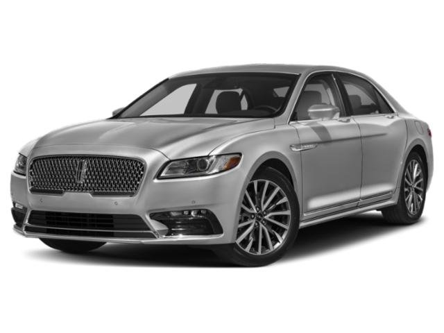 Certified Pre-Owned 2018 Lincoln Continental Reserve