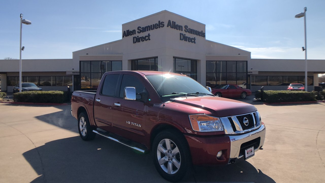Certified Pre-Owned 2014 Nissan Titan SL