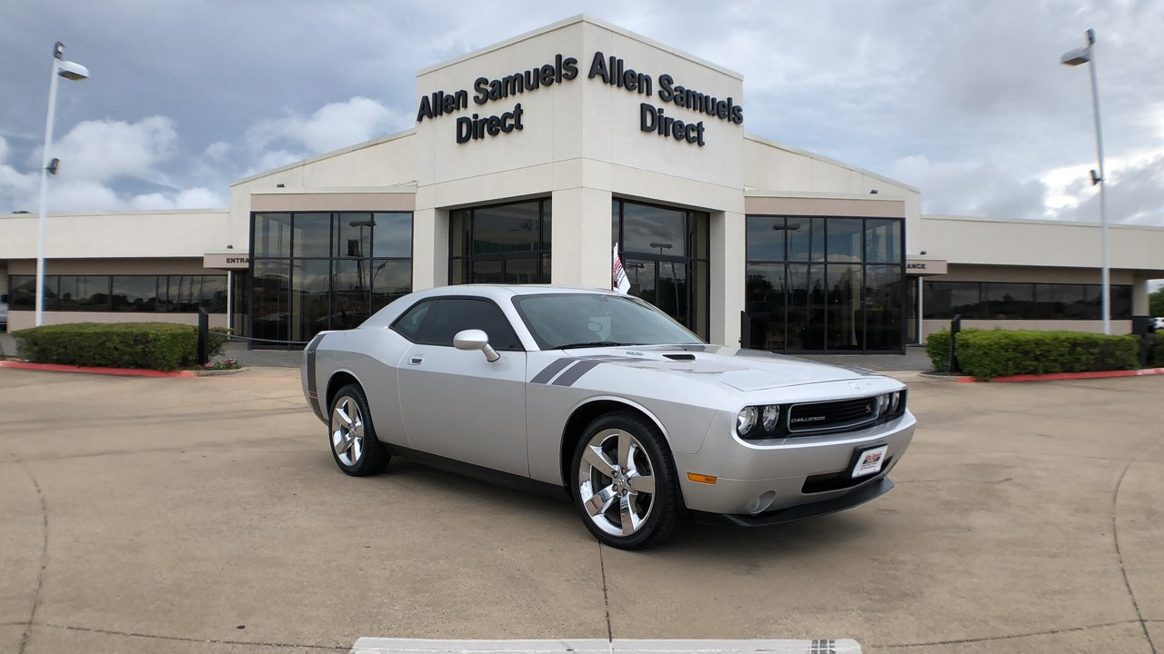 Certified Pre-Owned 2010 Dodge Challenger R/T