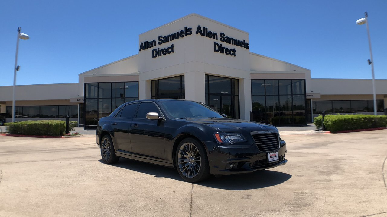 2013 Chrysler 300 C John Varvatos >> Certified Pre Owned 2013 Chrysler 300 300c John Varvatos Limited