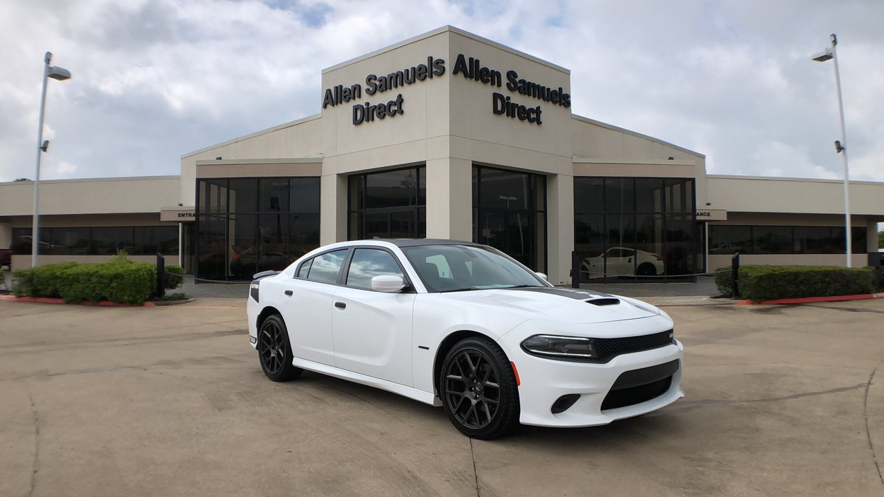 2017 Dodge Charger >> Certified Pre Owned 2017 Dodge Charger Daytona 340 4dr Car In Euless
