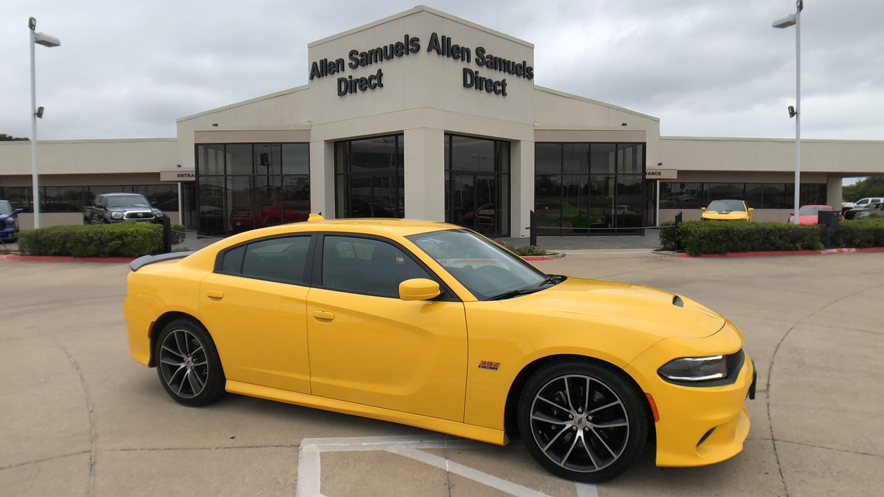 Pre Owned 2018 Dodge Charger R T Pack