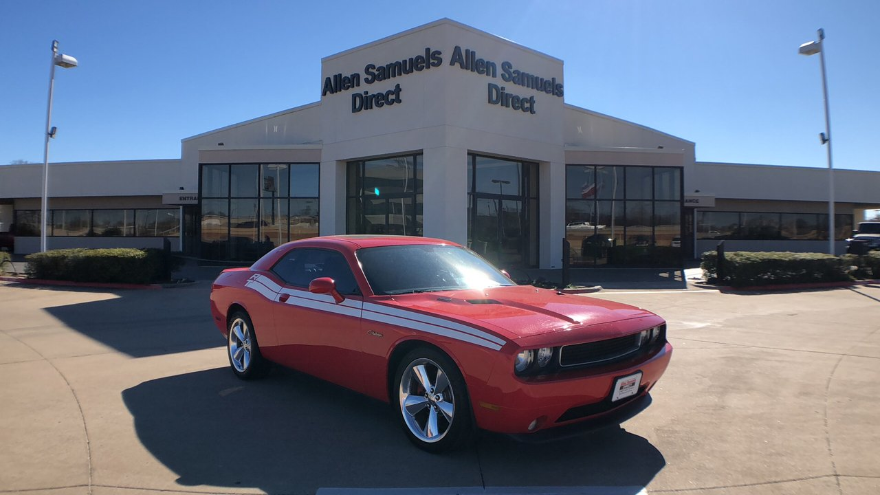 Pre Owned 2014 Dodge Challenger R T Classic 2dr Car In Euless