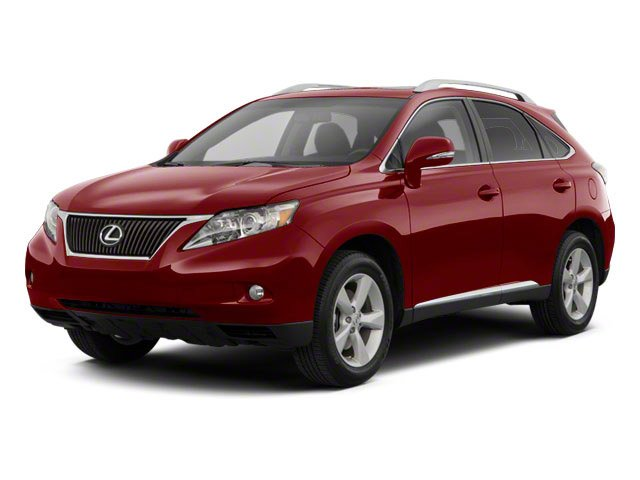 Pre-Owned 2010 Lexus RX 350 FWD 4dr