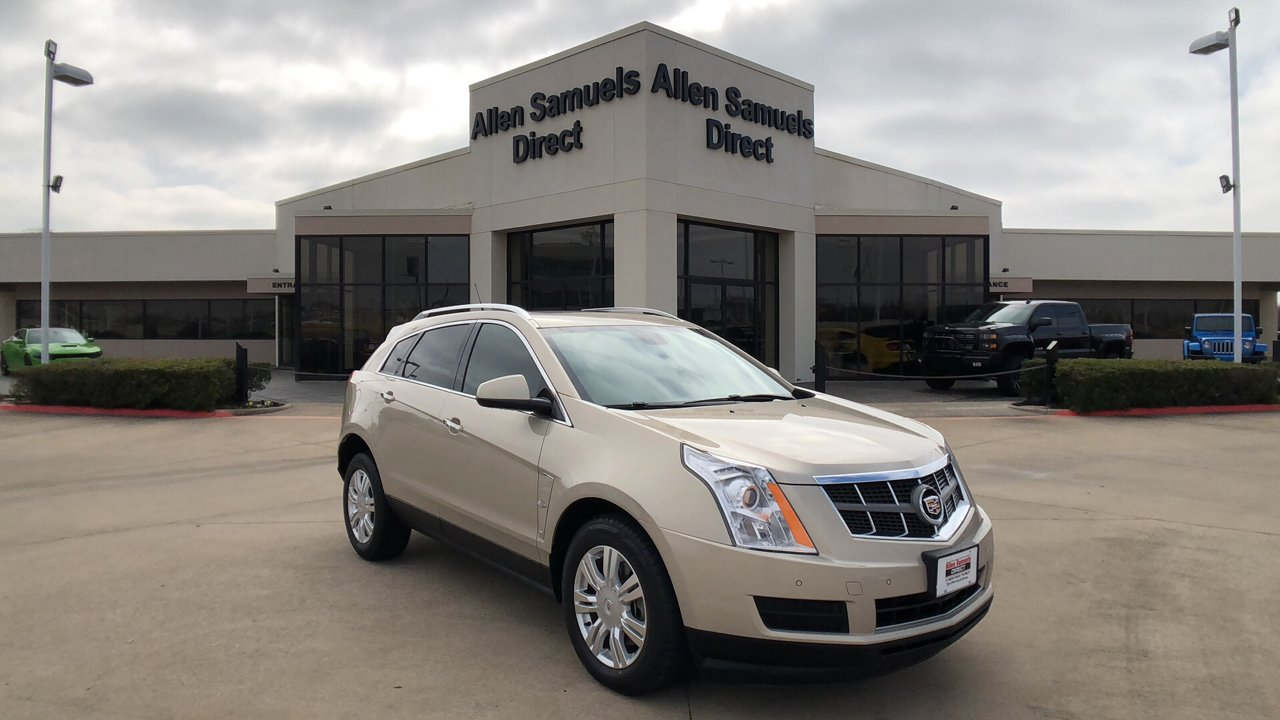 Pre-Owned 2011 Cadillac SRX Luxury Collection