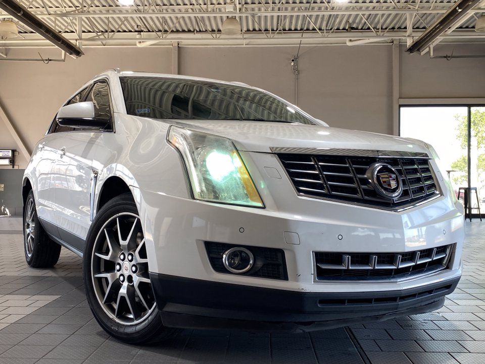 Certified Pre-Owned 2014 Cadillac SRX Performance Collection