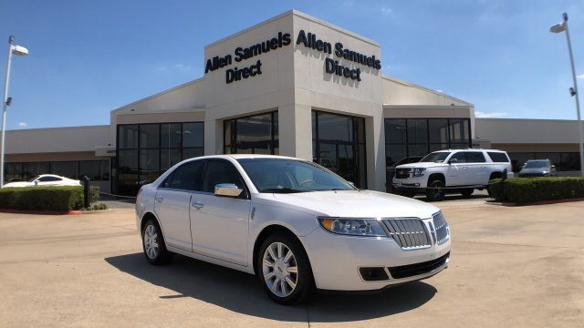Certified Pre-Owned 2012 Lincoln MKZ 4dr Sdn FWD
