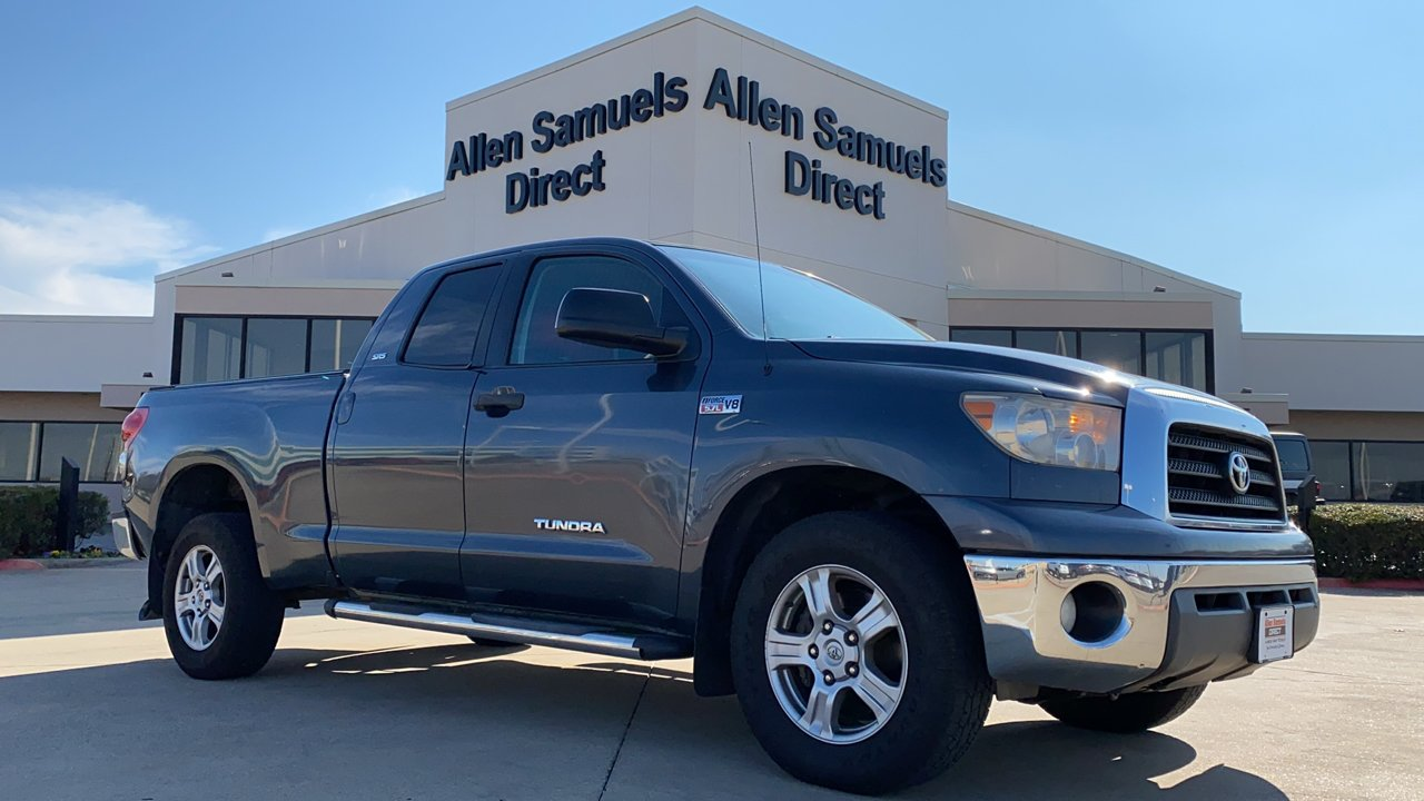 Pre-Owned 2008 Toyota Tundra 2WD Truck SR5