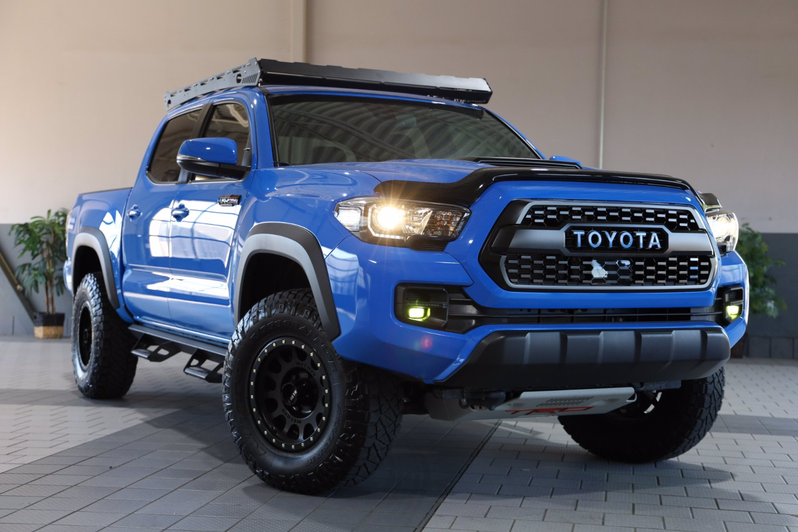 Certified Pre-Owned 2019 Toyota Tacoma 4WD TRD Pro