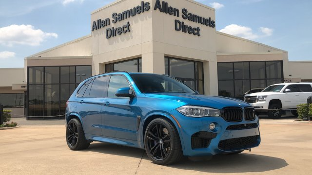 Certified Pre-Owned 2016 BMW X5 M AWD 4dr