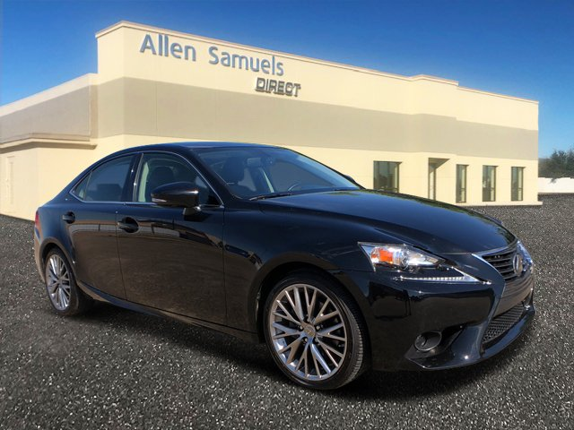 Certified Pre-Owned 2014 Lexus IS 250 4dr Sport Sdn Auto RWD
