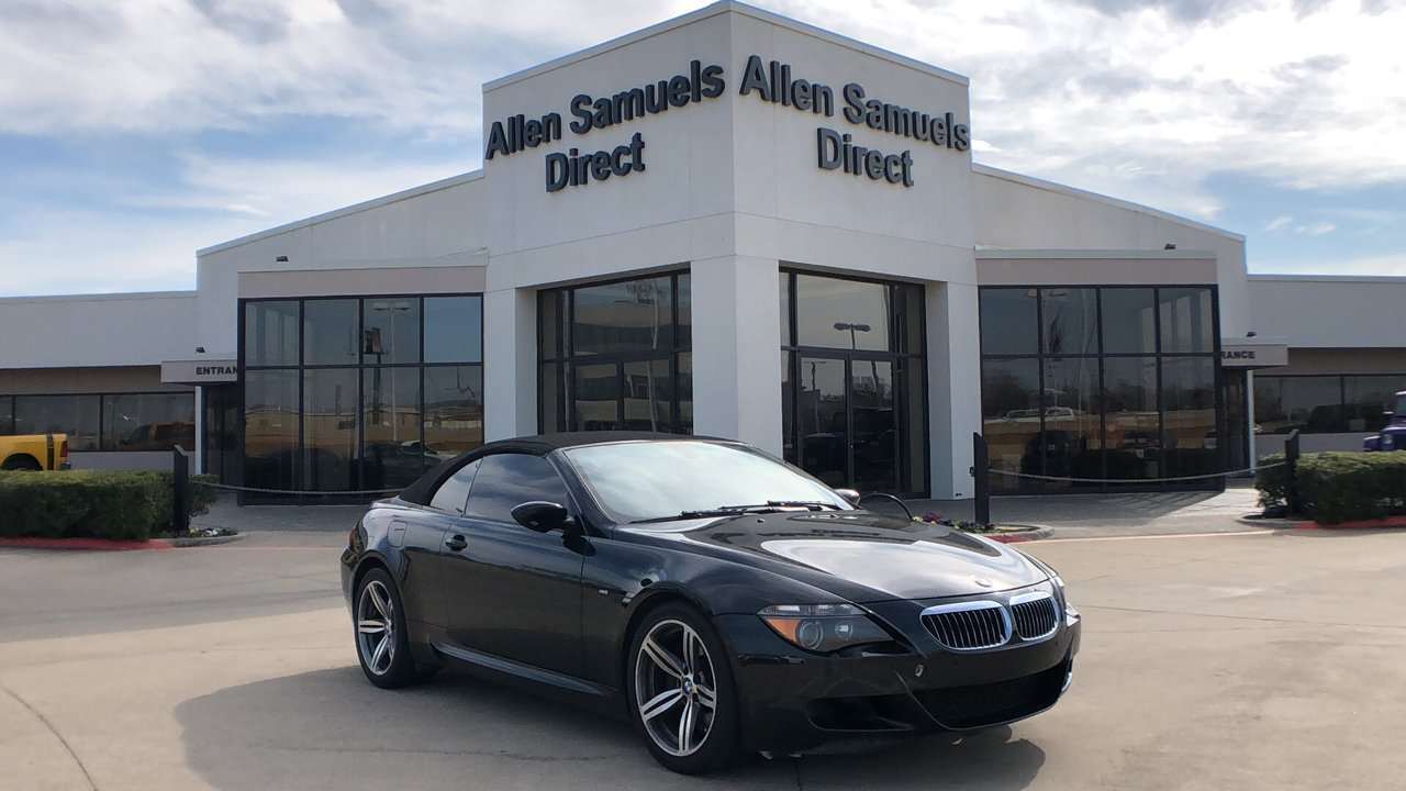 Pre-Owned 2007 BMW 6 Series M6