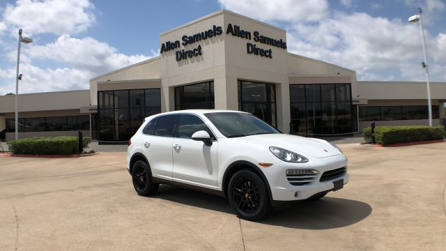 Certified Pre-Owned 2014 Porsche Cayenne AWD 4dr Tiptronic