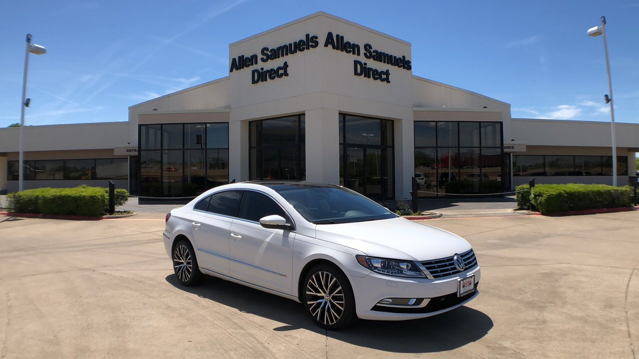 Certified Pre-Owned 2014 Volkswagen CC VR6 Executive 4Motion