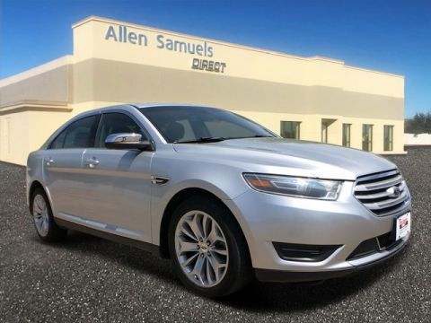 Certified Pre-Owned 2015 Ford Taurus Limited