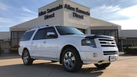 Pre-Owned 2010 Ford Expedition EL Limited