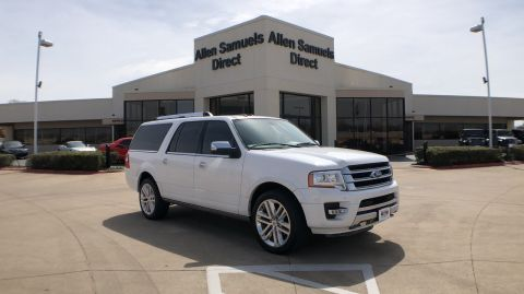 Certified Pre-Owned 2015 Ford Expedition EL Platinum