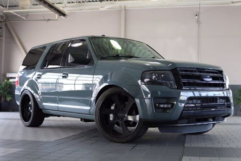 Certified Pre-Owned 2015 Ford Expedition Platinum