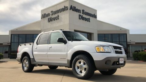 Pre-Owned 2002 Ford Explorer Sport Trac Choice
