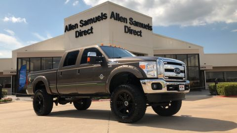 Certified Pre-Owned 2016 Ford Super Duty F-350 SRW XLT