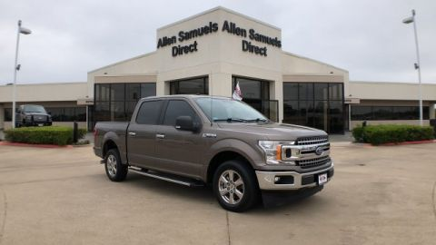 Certified Pre-Owned 2018 Ford F-150 XLT 2WD SuperCrew 5.5' Box