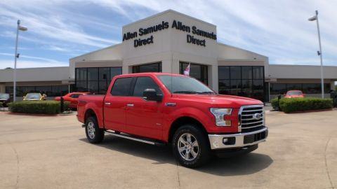 Certified Pre-Owned 2015 Ford F-150 4WD SuperCrew 145 XLT