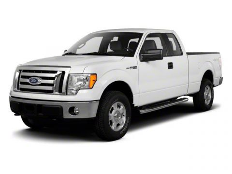 Certified Pre-Owned 2012 Ford F-150 2WD SuperCab 145 STX