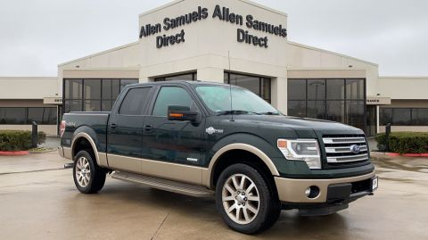 Certified Pre-Owned 2013 Ford F-150 King Ranch