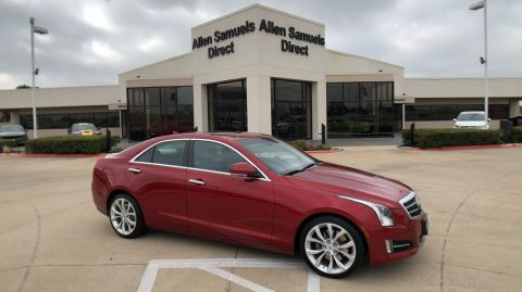 Pre-Owned 2014 Cadillac ATS Premium RWD