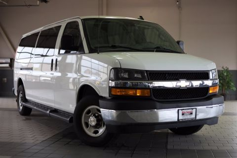 Certified Pre-Owned 2019 Chevrolet Express Passenger LT