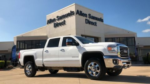 Certified Pre-Owned 2018 GMC Sierra 2500HD SLT