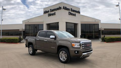 Certified Pre-Owned 2016 GMC Canyon 4WD SLT