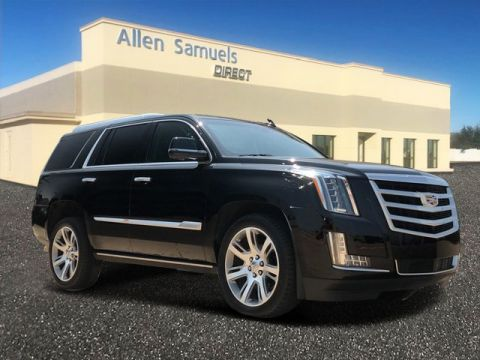 Certified Pre-Owned 2016 Cadillac Escalade Premium Collection