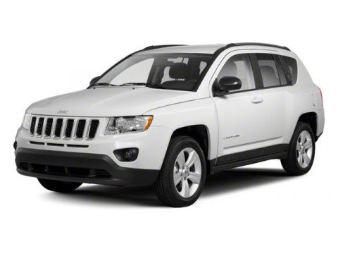 Pre-Owned 2011 Jeep Compass FWD 4dr