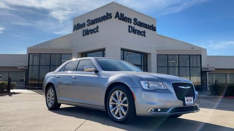 Certified Pre-Owned 2015 Chrysler 300 300C