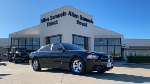 Certified Pre-Owned 2012 Dodge Charger SE