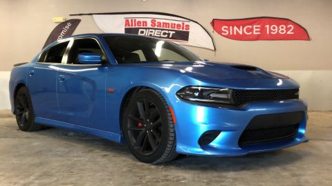 Certified Pre-Owned 2015 Dodge Charger RT Scat Pack